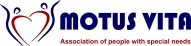 "Association of people with special needs "" Motus vita"""